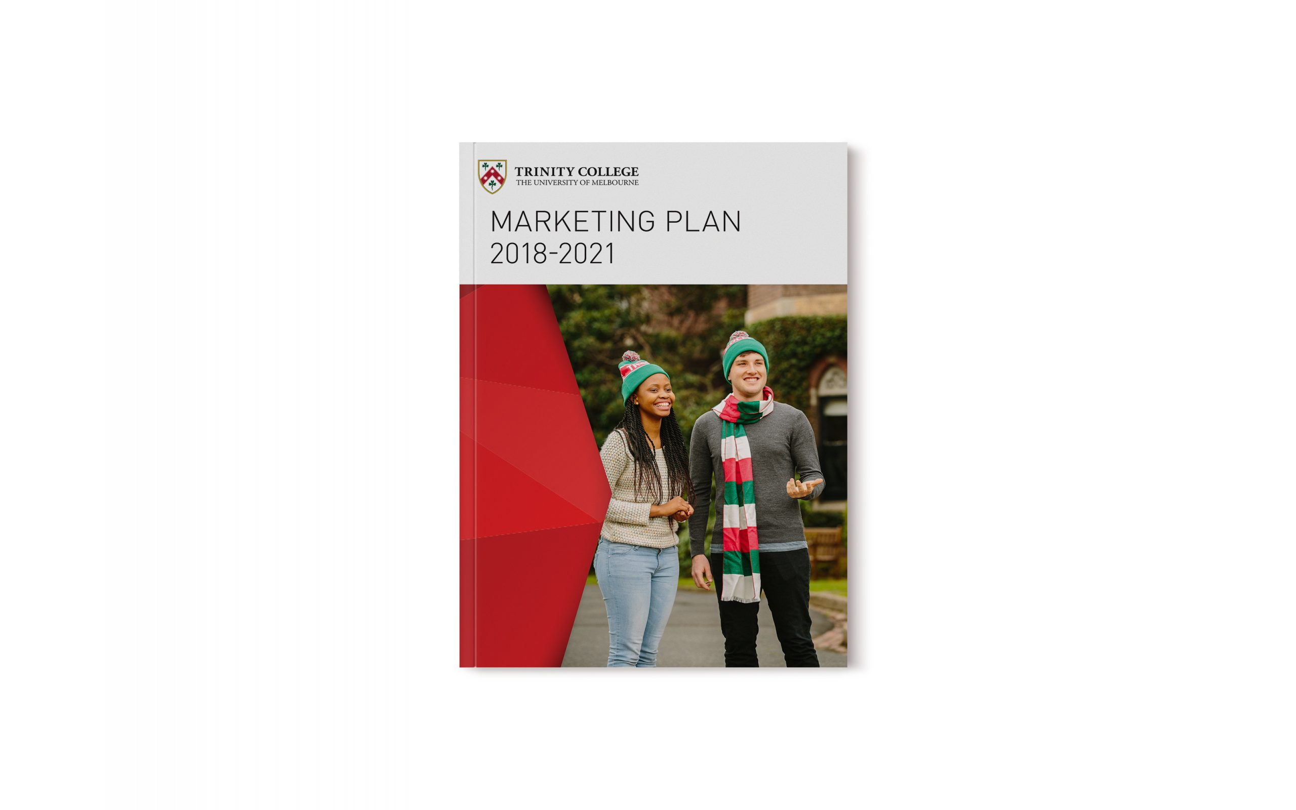 Trinity College Marketing Plan Publication
